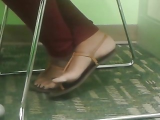 Active Indian ankle non-standard