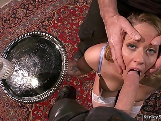 Masters gives anal hardcore unobtrusive to different Milfs