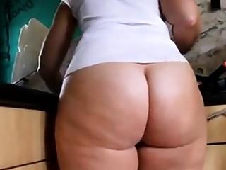 Fat Ass Kitchen Clean