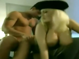 Really Hot Blonde in Softcore Scene - Real Sexual connection in Soft Core