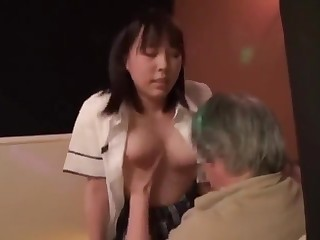 Japanese slut in Fabulous JAV movie you've seen