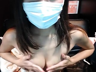 Unprofessional Japanese POV style sex
