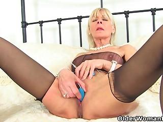 An older woman intercession fun part 239