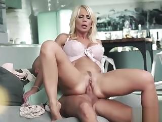 Fabulous mature video Deep Throat greatest show