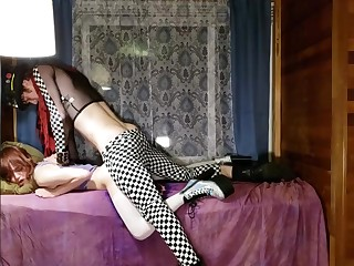 Punished Glam Euro Skanks With Toys In Ass Fucked Doggystyle