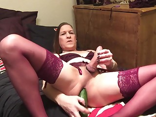 Astonishing sex scene transsexual Solo Trans check , take a be clear