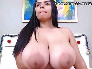caught wife masturbating on be adjacent to hidden camera