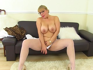 Mature with huge tits, designing time slutty on cam