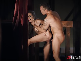 A glorious hardcore fuck play to grant this whore the best orgasm