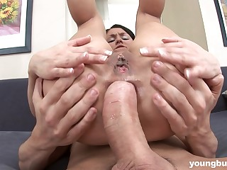Crazy anal for my wed who's a fan