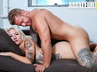 AmateurEuro - Canadian Jesse Hill Astonishing Sexual intercourse On Players Set