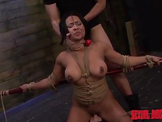 Impetuous Hooker Bondage