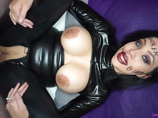 Piss and Squirt Drinking Slut Jasmine Dark