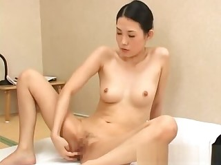 Asian gal has fucking with an increment of sucking part3