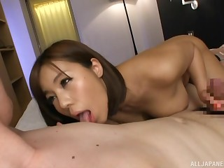 Divest Japan beauty worships the Hawkshaw while beyond everything cam